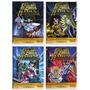 Os Cavaleiros Do Zodíaco : Hades - Saga Santuário - 4 Dvd