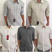 Camisa Blusa Masculina Social Hugo Boss Armani Original