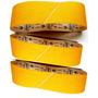 Lixa Cinta Pano - Kit C/ 3un - 0.533 X 75 G 80 K121 - Norton