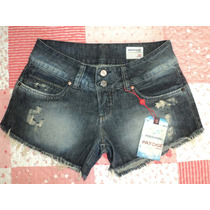 Short Jeans Patogê