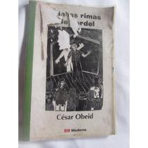 Minhas Rimas De Cordel (coleção Veredas) César Obeid