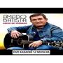 Coletânea 8 Dvds Karaokê Amado Batista, R.carlos, Ivete,zeze