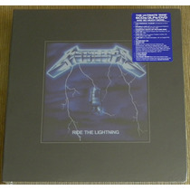 Metallica Ride The Lightning Deluxe Edit 3lps +6cds +dvd Box