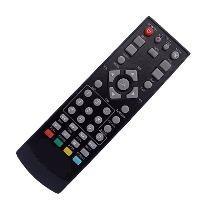 Controle Remoto Conversor De Tv Digital Tele System F21 Ts