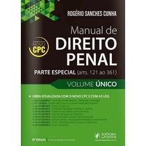 Manual De Direito Penal - P. Especial - Rogério Sanches 2016