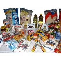 Cesta Basica De Alimentos