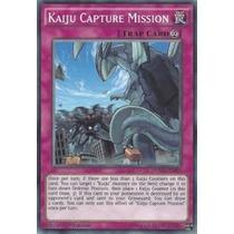 Yugioh Carta Missão De Captura Kaiju Docs-pt089