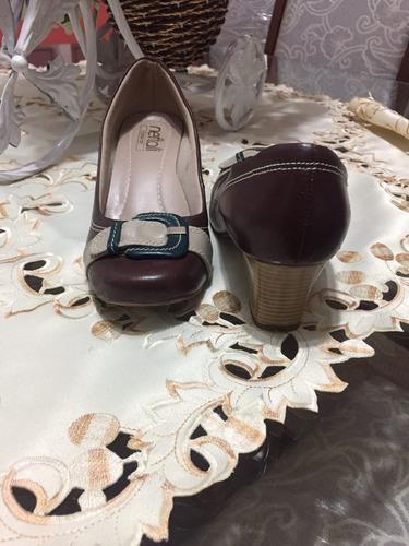 2b344f085 Sapatos De Mostruario Com 60%mais Barato Que Na Loja. R$ 40