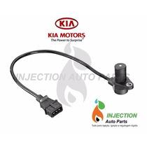 Sensor Rotação Virabrequim Kia Sportage 2.0 16v E Td Diesel