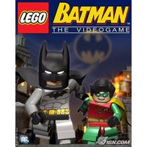 Patch Lego Batman + Lego Star Wars2 Play2 Frete Grátis !!