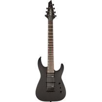Jackson Js22-7 Black . Guitarra . Loja . Nf + Gtia !