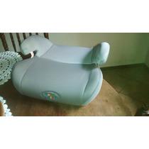 Assento Infantil P/auto Baby Style Cinza/cinza