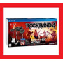 Banda Completa Rock Band 4 Ps4 Bateria Guitarra Kit E-sedex