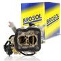 Carburador Parati G1 Quadrado À Álcool 89-92 Solex Brosol Vw
