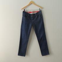 Calça Jeans Union Bay, Skninny, Cintura Baixa, Elastano