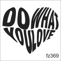 Adesivo Parede Frase Inglês Coração Amor Love Fz369