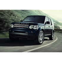 Land Rover Discovery 4 Sucata Para Retirada De Peças