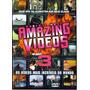Dvd Vídeos Incríveis 3 2000