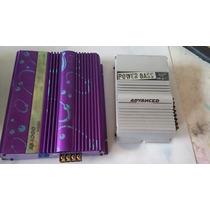 Modulo Amplificador Ab 4000 Mus 560w Boog Usado