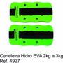 Caneleira Hidroginástica Em Eva 2 A 3kg Pentagol Promoção