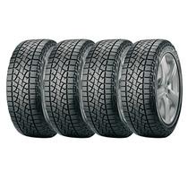 Jogo De 4 Pneus Pirelli Scorpion Atr 245/75r16 120r
