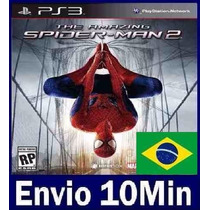 The Amazing Spider Man 2 Edição Gold Ps3 - Psn - Português