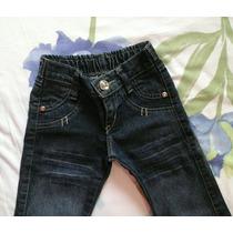 Calça Jeans Skinny Para Crianças