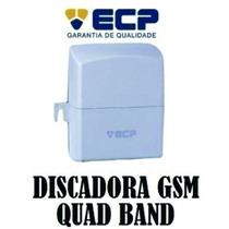 Discadora Ecp Gsm Para Alarmes Cerca Elétrica Quad Band