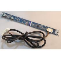 Placa Sensor Funções Tv Samsung Un32c5000qm - Bn41-01390a