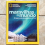 Revista National Geographic 189-a 2015 Maravilhas Do Mundo