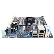 Placa Mãe Ecs/pos Nm70-i Ddr3 Até 8 Gb Processador Integrado