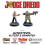 Warlord Judge Dredd - Jogos Mobsters Blitzer E Gangster