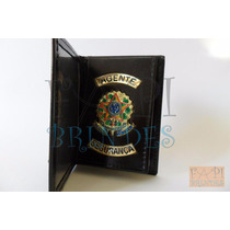 Porta Funcional Agente Segurança - Temos Detetive Vigilante