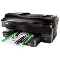 Impressora A3 Hp 7612 + Bulk Ink + Tintas Pigmentadas