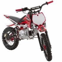Mini Moto Tr50f Pro Tork Vermelha Aro 12x14