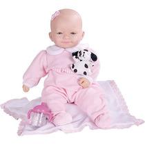 Boneca Bebê Dolls By Berenguer Naninha - Cotiplás - Promoção