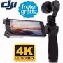 Câmera Dji Osmo 4k Om160 Gimbal Zenmuse X3 Pronta Entrega