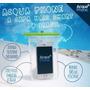 Capa Bolsa Mergulho Impermeavel Aquatica Celular E Camera