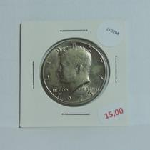 Moeda Eua Half Dollar 1973 Letra D Kennedy - Lt0794