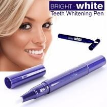 Caneta Clareadora Branqueadora Clarear Dente Branco Pen