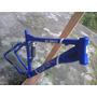 Quadro Full Suspension Vision At-8041 Aro 26 Tamanho 18 Azul