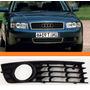 Grade Farol De Milha Audi A4 A-4 2002 2003 2004 Direito