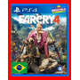Far Cry 4 Ps4  Código Psn Dublado Portugues