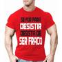 Camiseta Camisa Academia Musculação Fitness Malhar Oferta