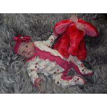 Bebê Reborn Micaella Só Hj Promoção