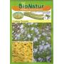 Semente Orgânica De Linhaça Dourada Bionatur 5 Gr