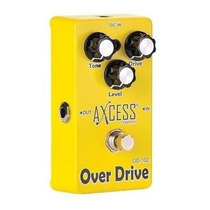 Pedal Pedaleira De Efeito Overdrive Axcess By Giannini Od102
