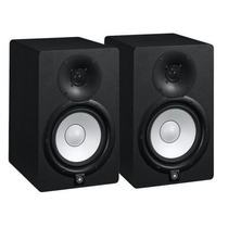Monitor Yamaha Hs 7 Par/novo Na Caixa/pronta Entrega