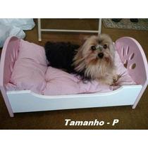 Cama Mdf Para Cães, Caminha Cachorros E Gatos = Tamanho P
