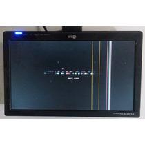 Monitor Lcd 14p Lg W1642c Sem Base (com Listras Na Tela)